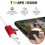Earphone Charging Adapter For IPhone