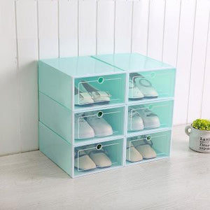 Extra Thicken Flip Shoes Storage Box (3PCS/SET)