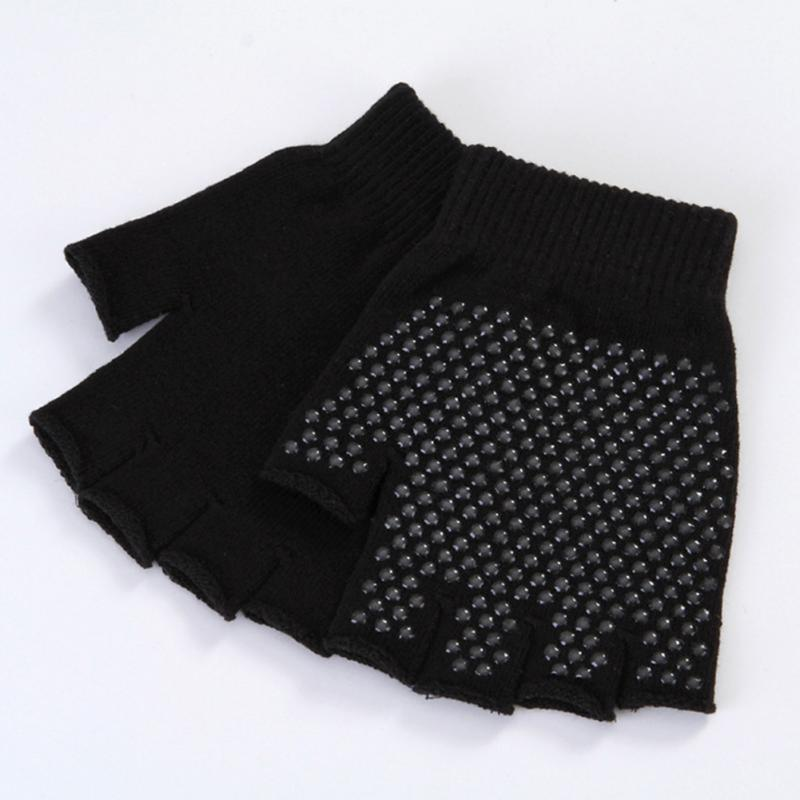 Fitness Fingerless Gloves