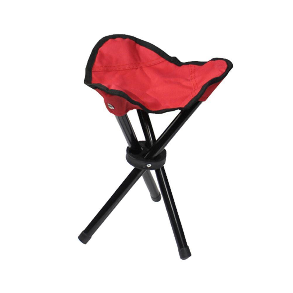 Foldable Outdoor Tripod Stool