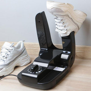 Foldable Shoe Drying Device