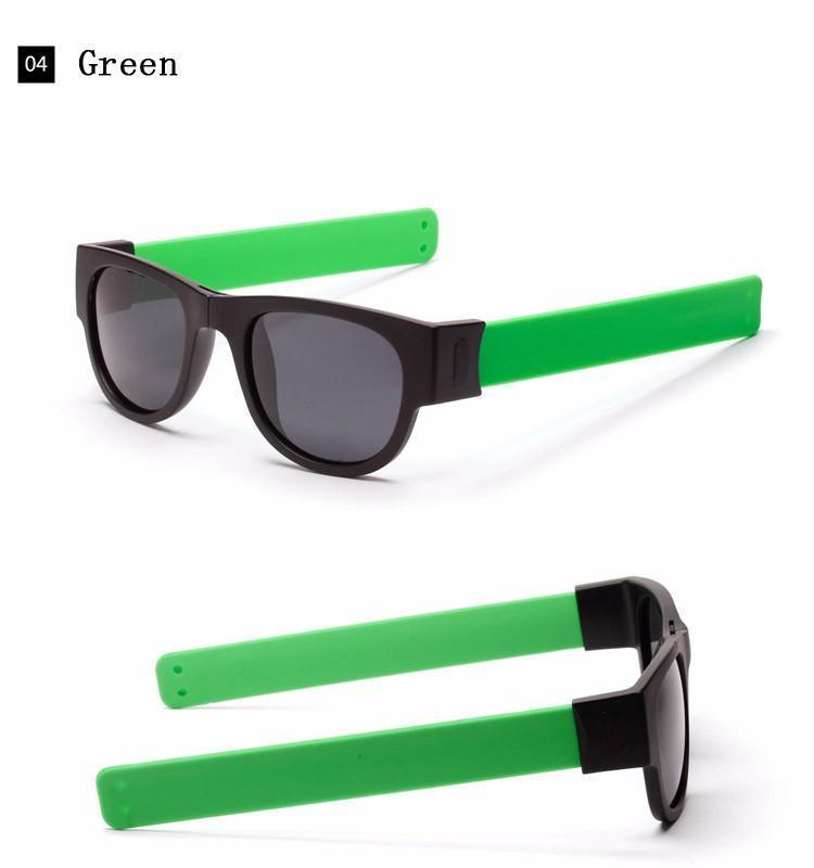 Folding Outdoor Slap Sunglasses