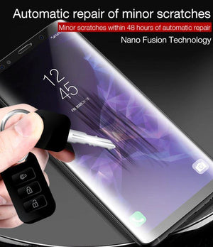 Full Curved Hydrogel Film Screen Protector For Samsung