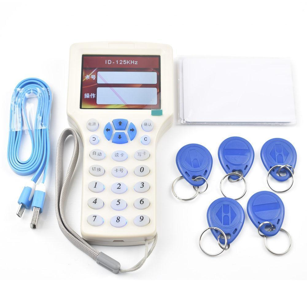 Handheld Rfid NFC Card Reader