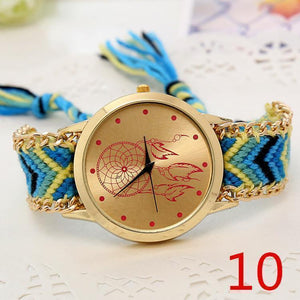 Handmade Vintage Dreamcatcher Watch