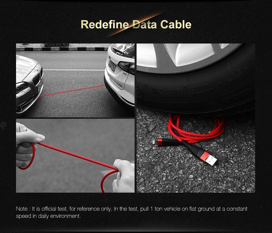 Hi-Tensile Nylon Lightning Cable