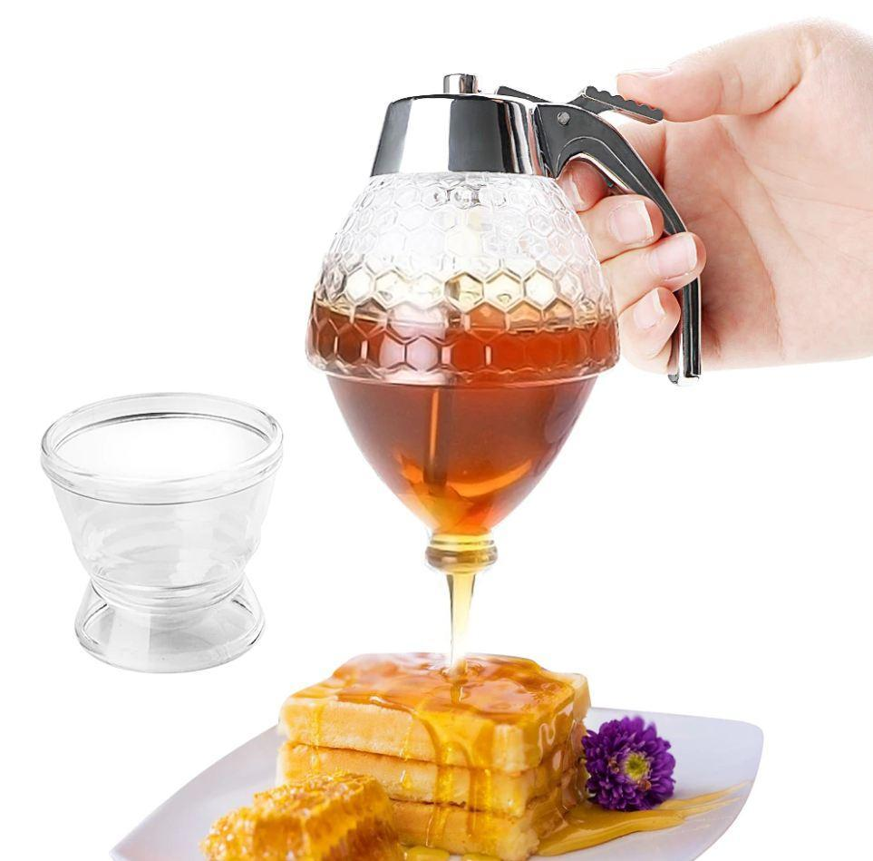 Honey Dispenser Jar