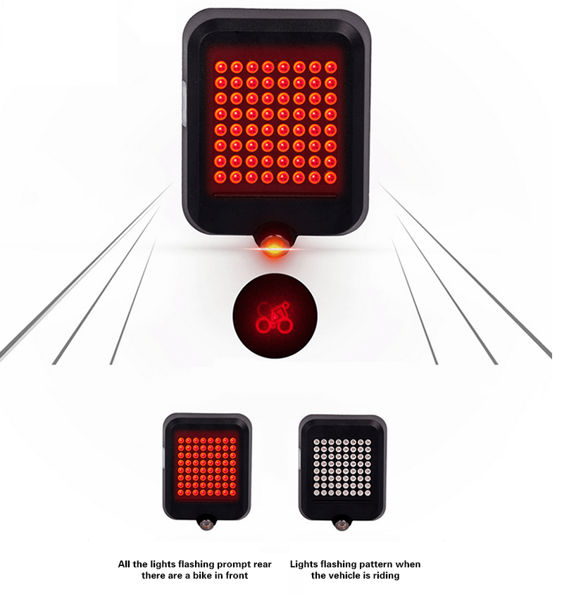 IMotion Bicycle Signal Light
