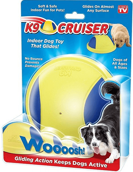 Indoor Cruiser Pet Toy