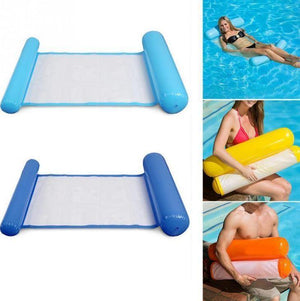Inflatable Air Mattress Swimming Pool