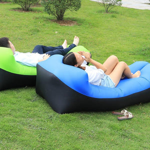 Inflatable Sleep For Travelling Camping Beach Backyard