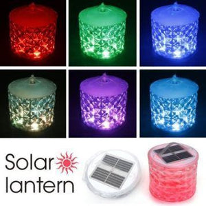 Inflatable Solar LED Light