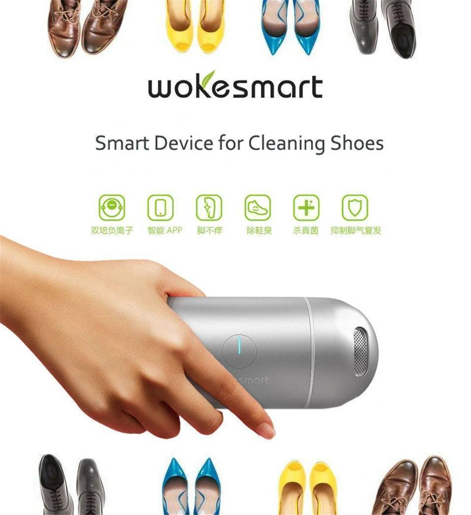 Intelligent Bluetooth 4.0 Smart Shoes Deodorizer