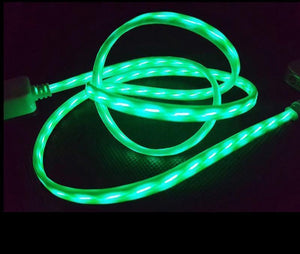 Intelligent LED Charging Cable