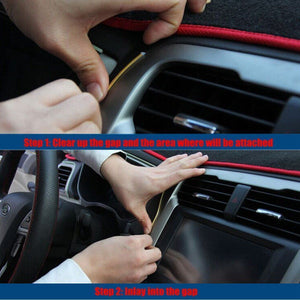 Interior Detailing Strips