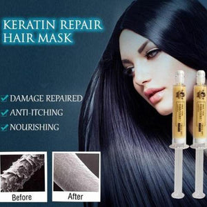 Keratin Repair Hair Mask (2pcs)