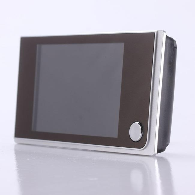 LCD Door Digital Peephole Video Camera