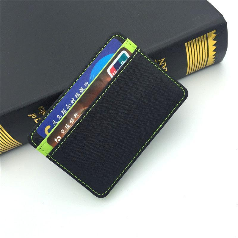 Leather Magic Wallet Clips