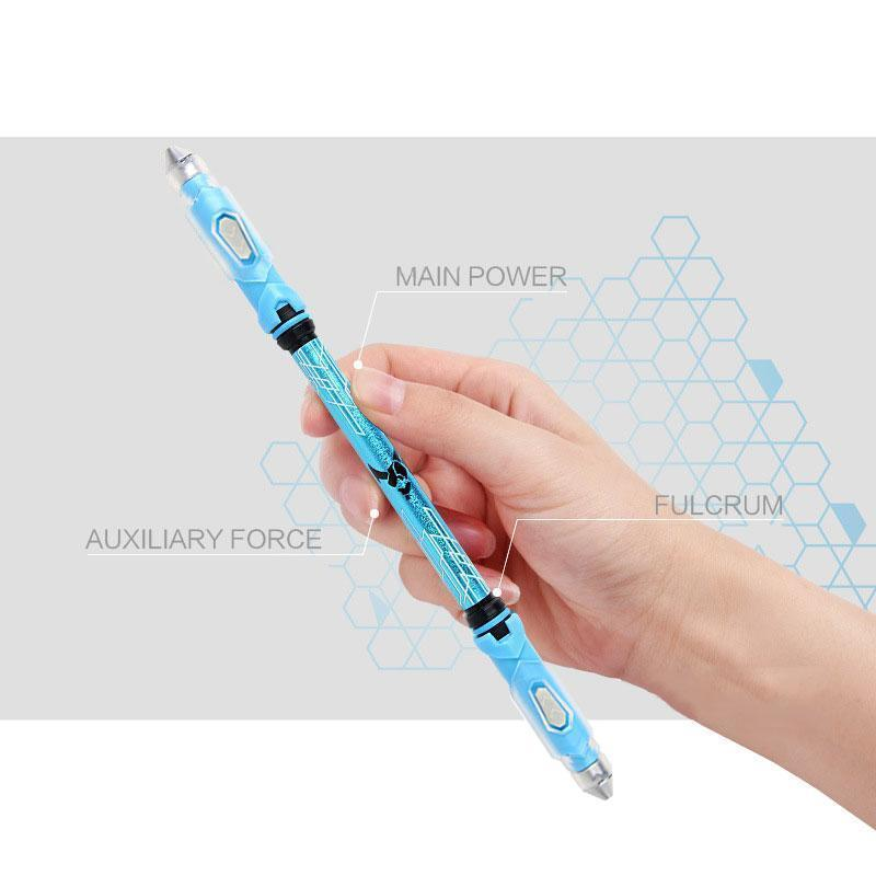 LED Glow Pen Spinner