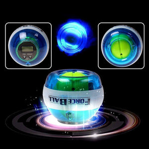 LED Wrist Power Force Grip Ball