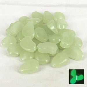 Luminous Pebbles Glow Stones (100pcs)