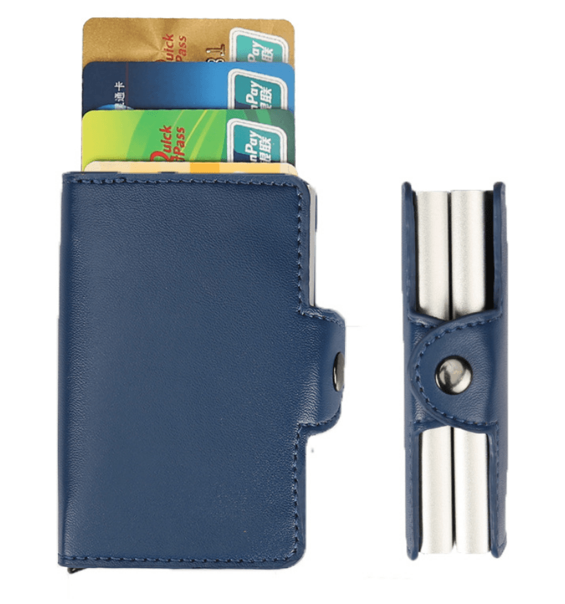 Luxury Card Organizer Wallet