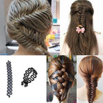Magic Hair Braiding Styling Accessory