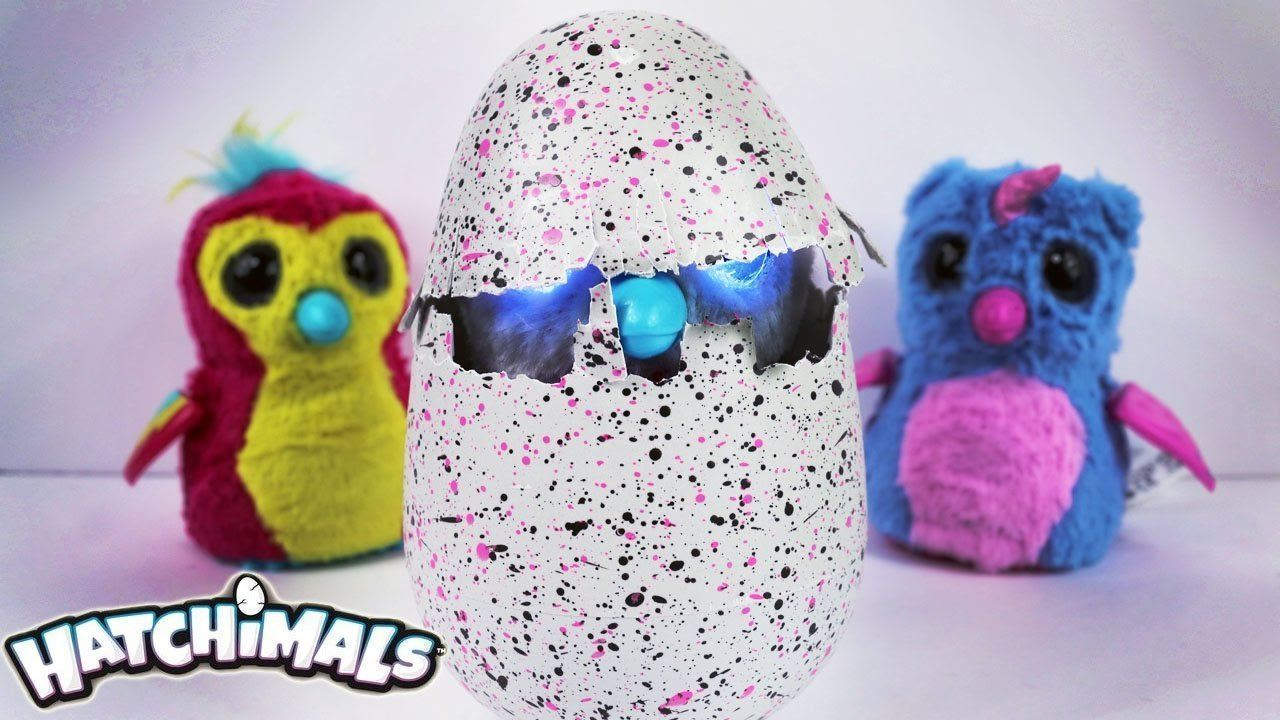 Magical Hatchimals Toy