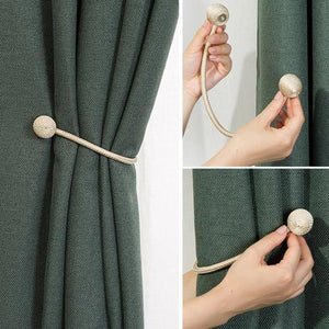 Magnetic Curtain Buckle (2 PCS)