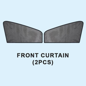 Magnetic Sunshade Curtains