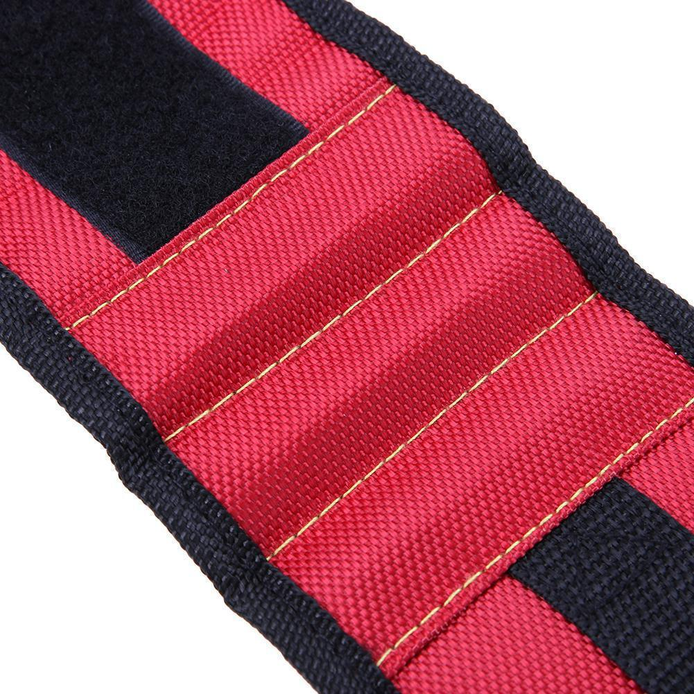 Magnetic Toolkit Wristband Pouch