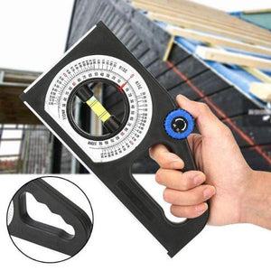 Multifunctional Protractor Slope Scale