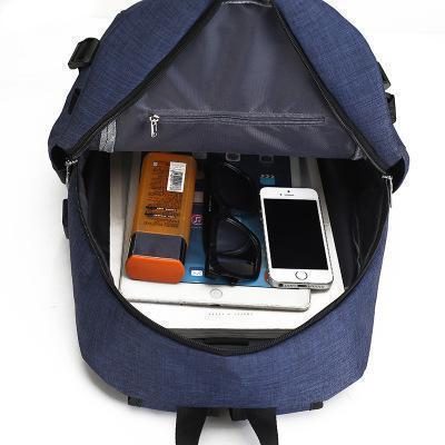 Mancro Business Water Resistant Polyester Laptop Backpack
