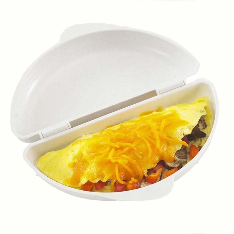 Microwave Omelet Mold