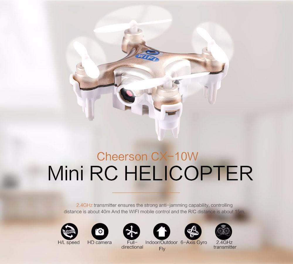 Mini 6-Axis Gyro RC Quadcopter Headless
