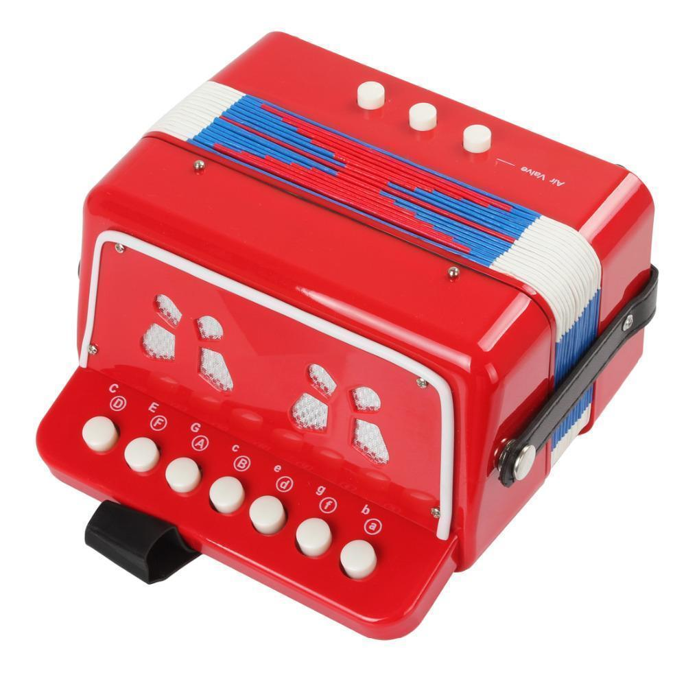 Mini Accordion Toy For Kid