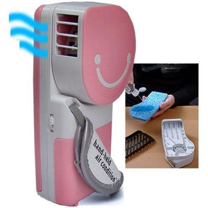 Mini Handheld Air Cooler