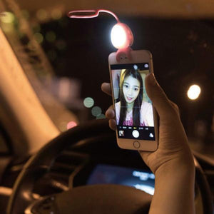 MINI SELFIE LED LIGHT