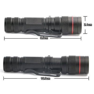 Mini Tactical Aluminum Led Flashlight