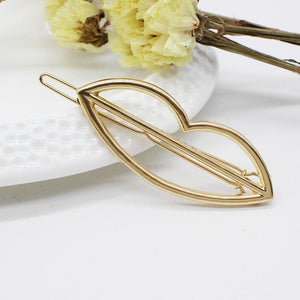 Minimalist Metal Hair Pin