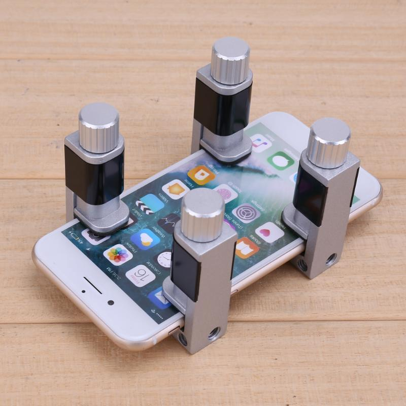 Mobile LCD Screen Fastening Clamps