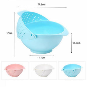 Multifunction Draining Kitchen Basket