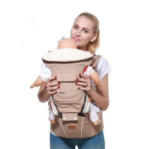 Multifunctional Ergonomic Baby Carrier