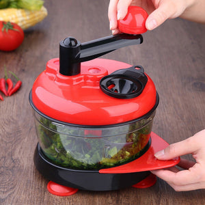 Multifunctional Manual Food Chopper