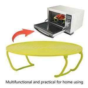 Multifunctional Microwave Stand Tray