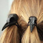 Norse Raven Hair Band