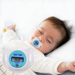 Pacifier LED Thermometer