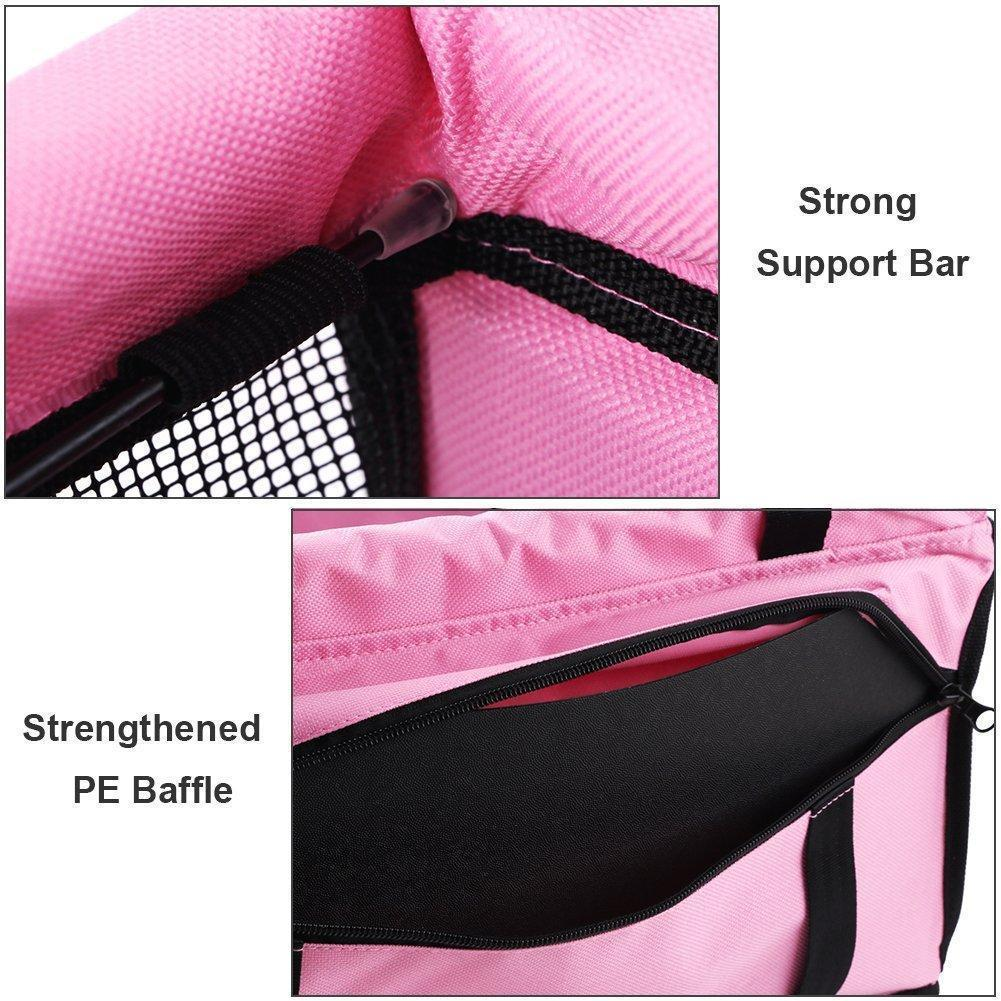 Pet Safety Car Seat Carrier