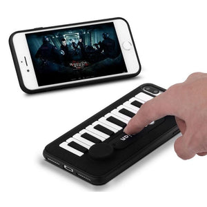 Piano Music Keyboard IPhone Case
