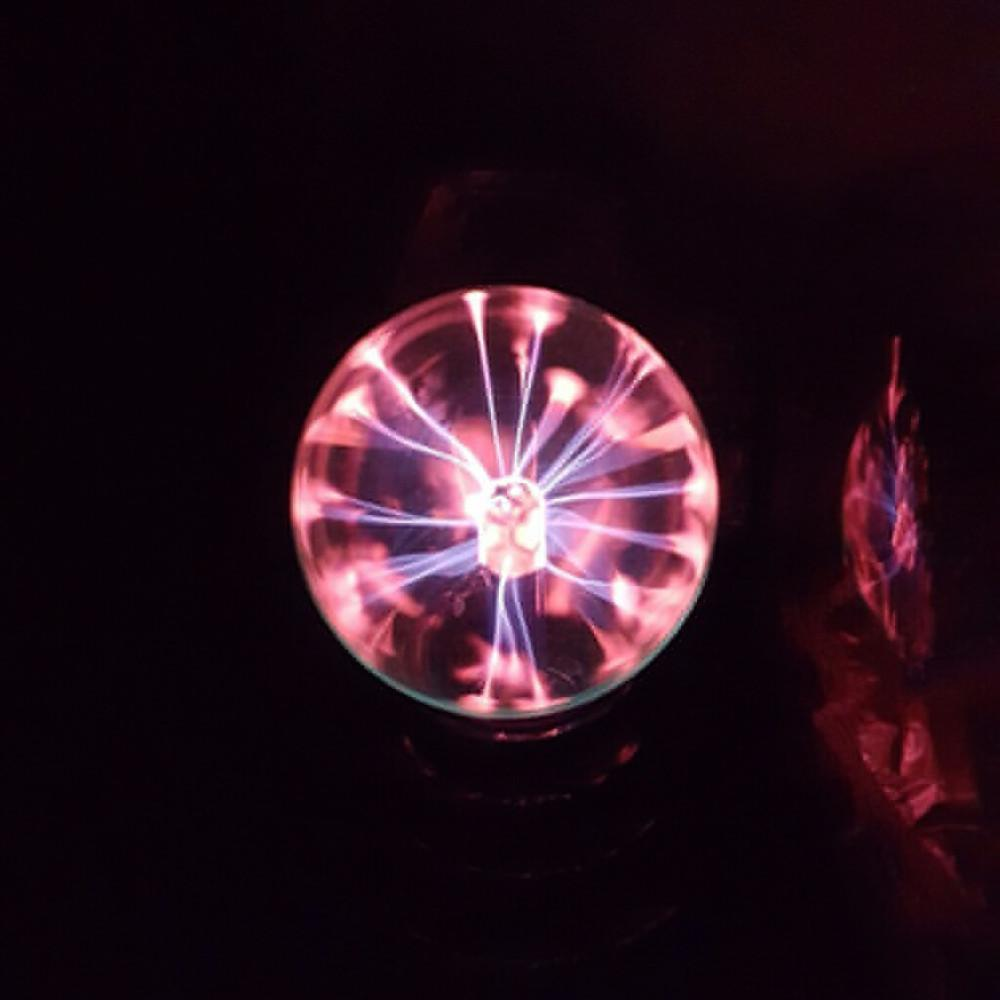 Plasma Ball Electrostatic Sphere Magic Light